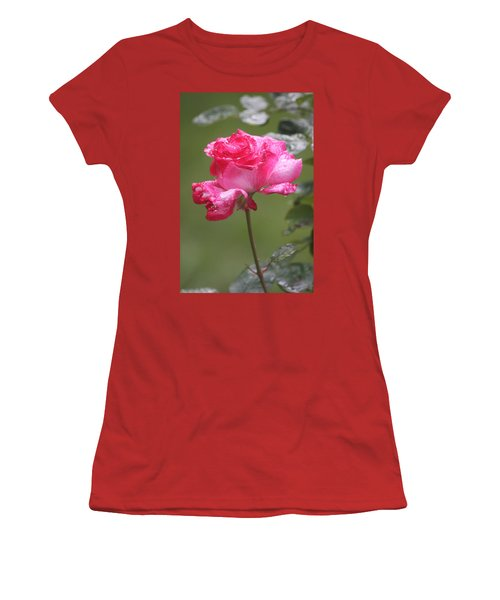 Women's T-Shirt (Athletic Fit) featuring the photograph To My Dearest Friend by Vadim Levin
