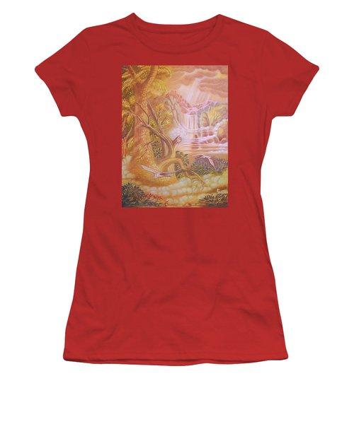 Twain Women's T-Shirt (Athletic Fit)