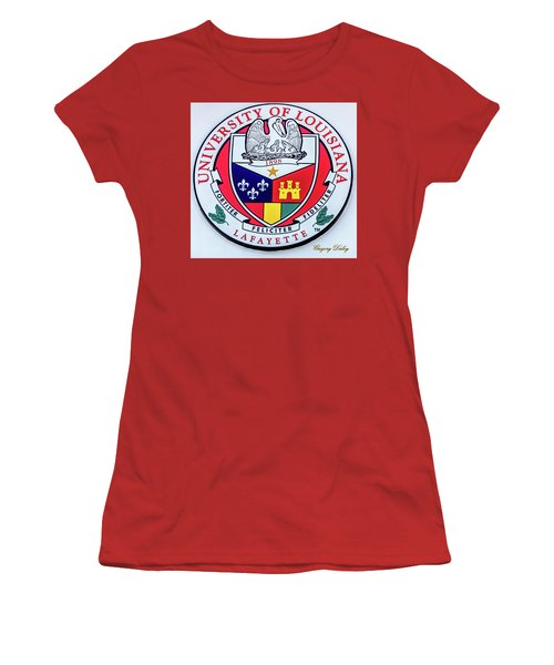 Women's T-Shirt (Junior Cut) featuring the photograph Ul Seal by Gregory Daley  PPSA