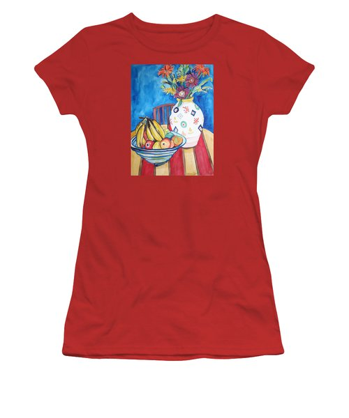 Vase And Bowl Women's T-Shirt (Athletic Fit)