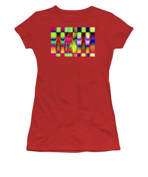 Vision 9 Women's T-Shirt (Athletic Fit)