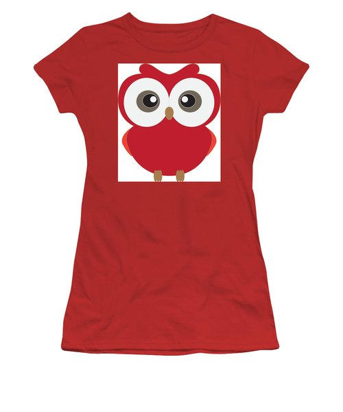 Who Women's T-Shirt (Junior Cut) by Now