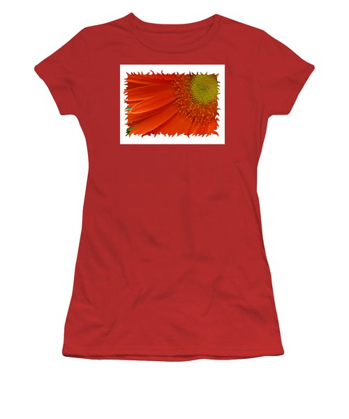Women's T-Shirt (Junior Cut) featuring the photograph Wild Daisy by Shari Jardina
