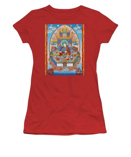 Zangdok Palri Women's T-Shirt (Junior Cut) by Sergey Noskov