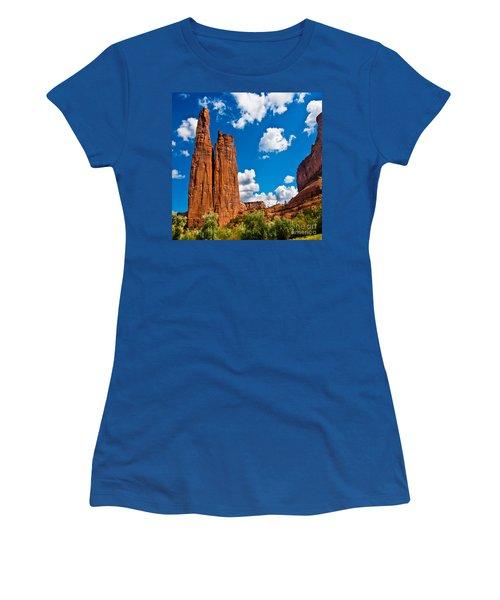 Canyon De Chelly Spider Rock Women's T-Shirt