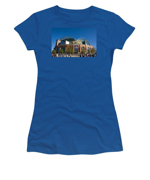 0386 Miller Park Milwaukee Women's T-Shirt