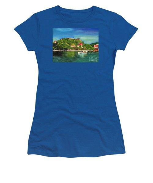 Fort George Grenada Women's T-Shirt