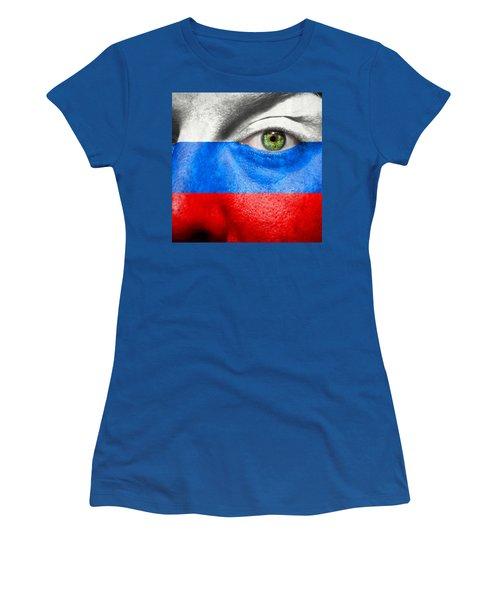 Go Russia Women's T-Shirt