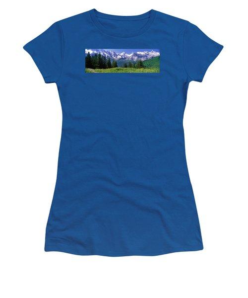 Murren Switzerland Women's T-Shirt