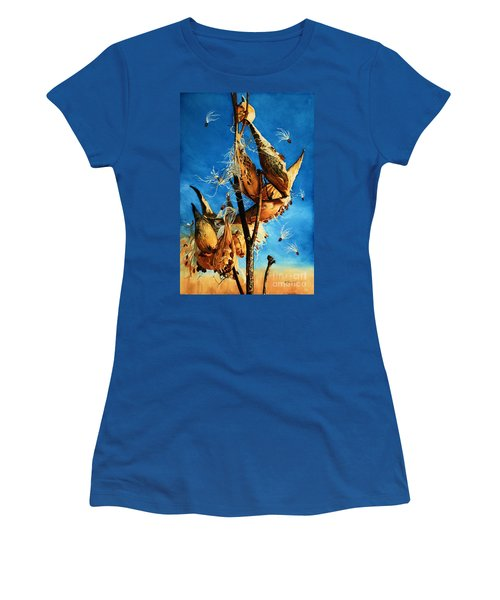 Nature's Launch Pad Women's T-Shirt (Athletic Fit)