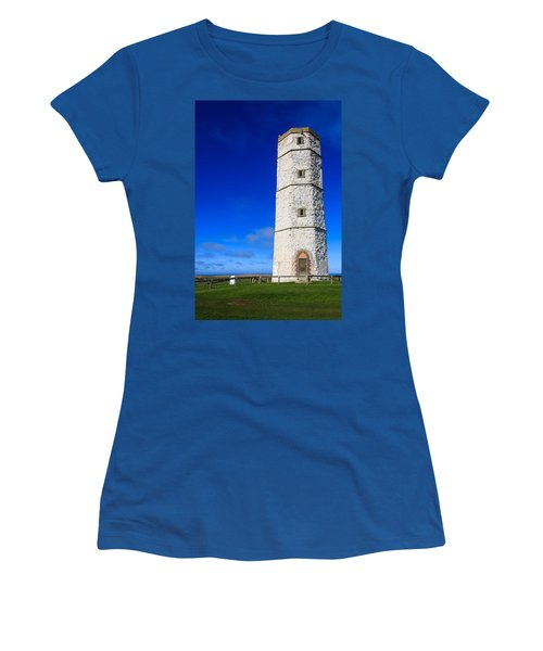 Old Lighthouse Flamborough Women's T-Shirt