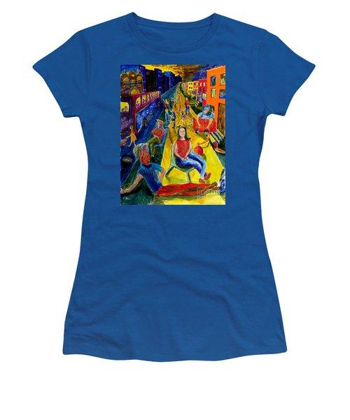 Urban Street People Women's T-Shirt