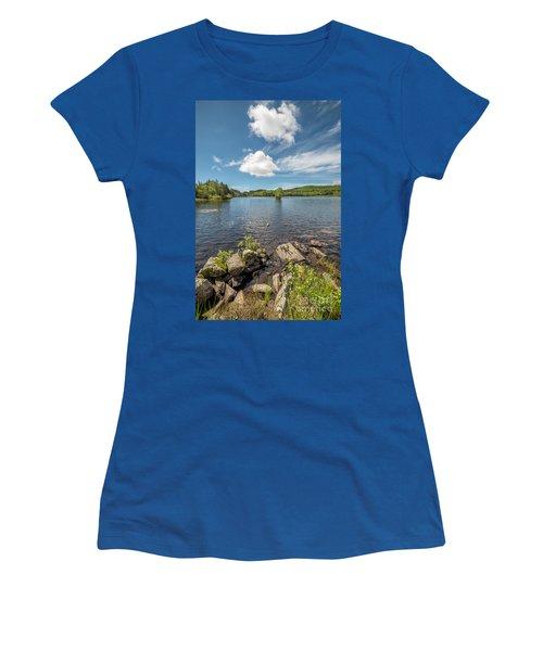 Bodgynydd Lake Women's T-Shirt