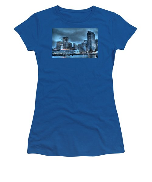 Port Of San Francisco Women's T-Shirt