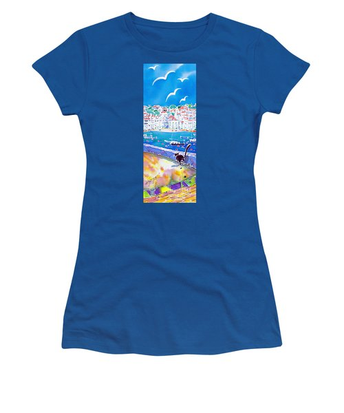 Sunset In Costa Brava Women's T-Shirt