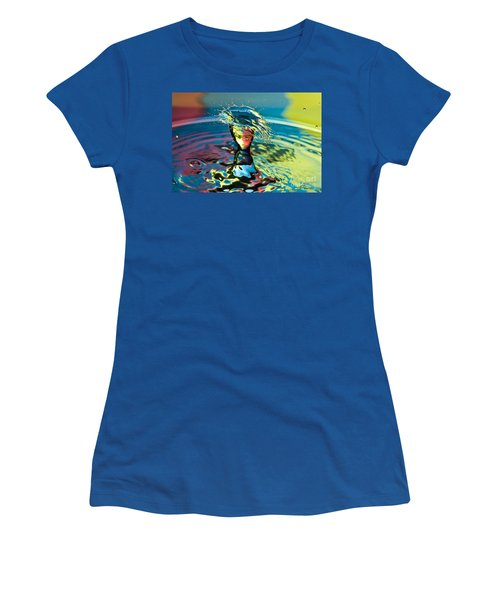 Water Splash Having A Bad Hair Day Women's T-Shirt