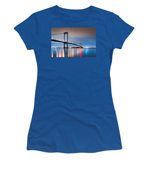 Whitestone Bridge Women's T-Shirt