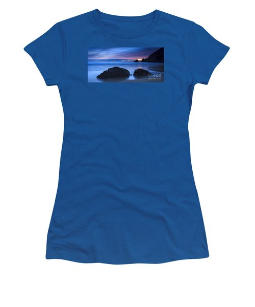 Campelo Beach Galicia Spain Women's T-Shirt