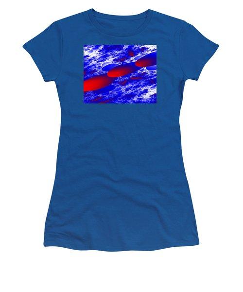 Fly Away Women's T-Shirt (Junior Cut) by Hai Pham