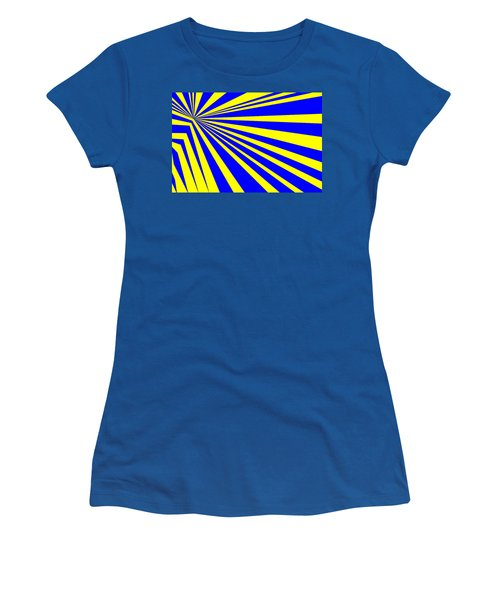 Abstract 150 Women's T-Shirt (Athletic Fit)