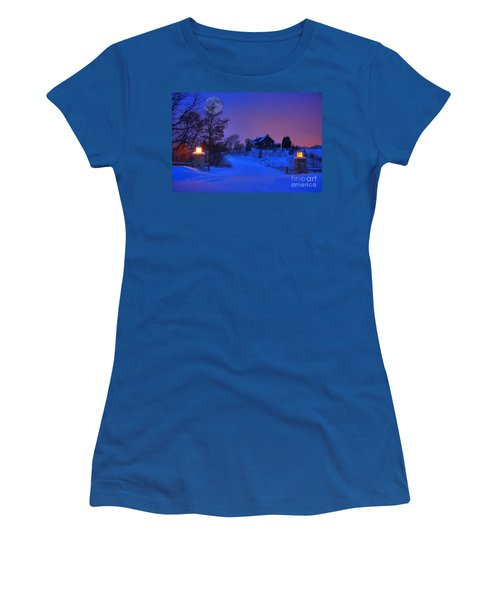 All Is Calm Women's T-Shirt