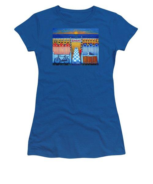 An Italian Summer's End Women's T-Shirt