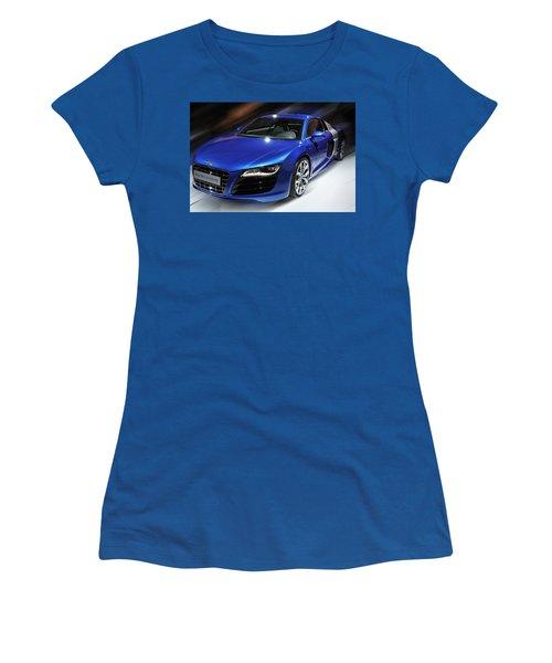 Audi R8 V10 Fsi Women's T-Shirt