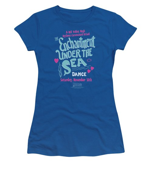 Back To The Future - Under The Sea Women's T-Shirt