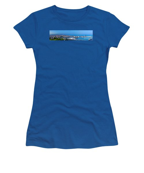 Barcelona Panorama Women's T-Shirt