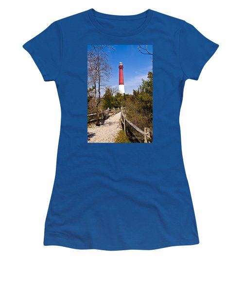 Barnegat Lighthouse II Women's T-Shirt