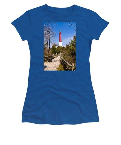 Barnegat Lighthouse II Women's T-Shirt