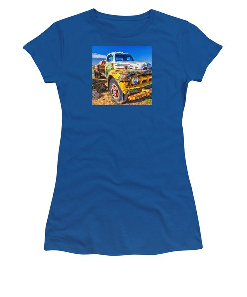 Big Job Women's T-Shirt (Athletic Fit)
