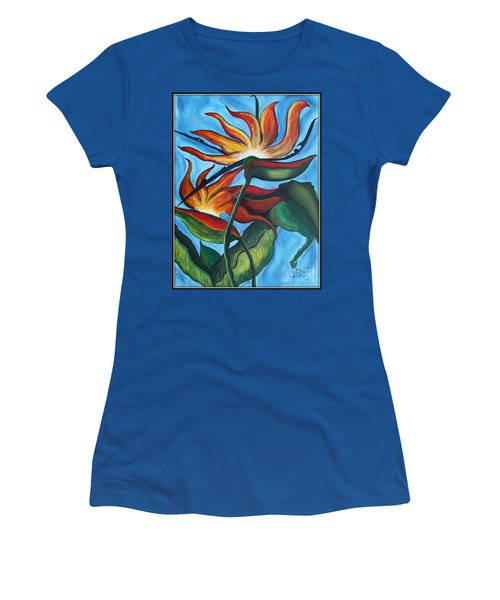 Bird Of Paradise Women's T-Shirt