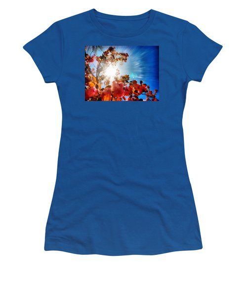 Blooming Sunlight Women's T-Shirt