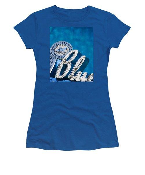 Blue Women's T-Shirt