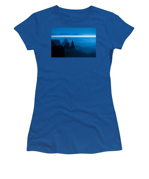 Blue Moon Mesa Women's T-Shirt