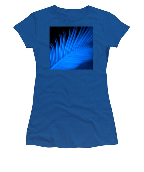 Blue Palm Women's T-Shirt