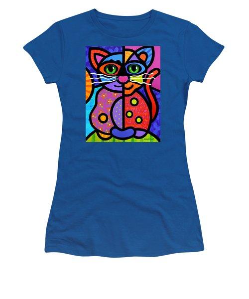 Calico Cat Women's T-Shirt