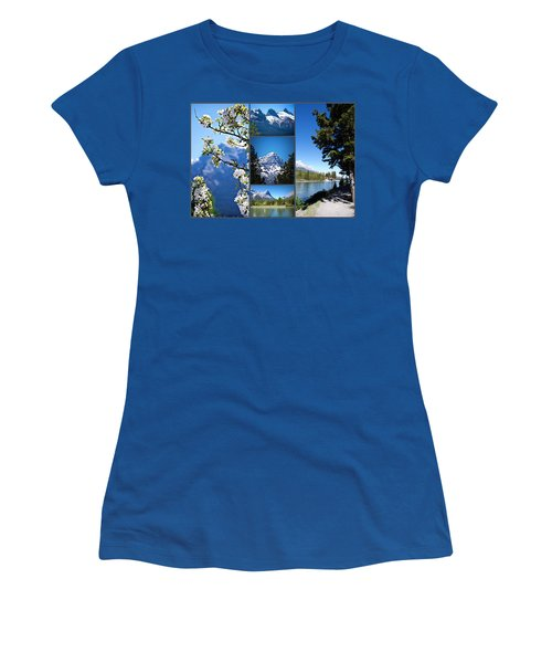 Canmore Alberta Women's T-Shirt