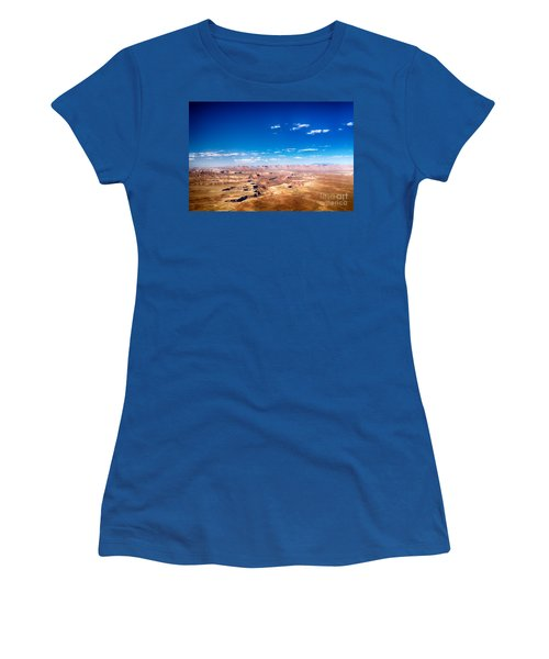 Canyon Lands Best Women's T-Shirt (Athletic Fit)