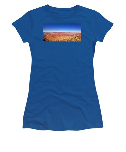 Canyon View Women's T-Shirt (Athletic Fit)