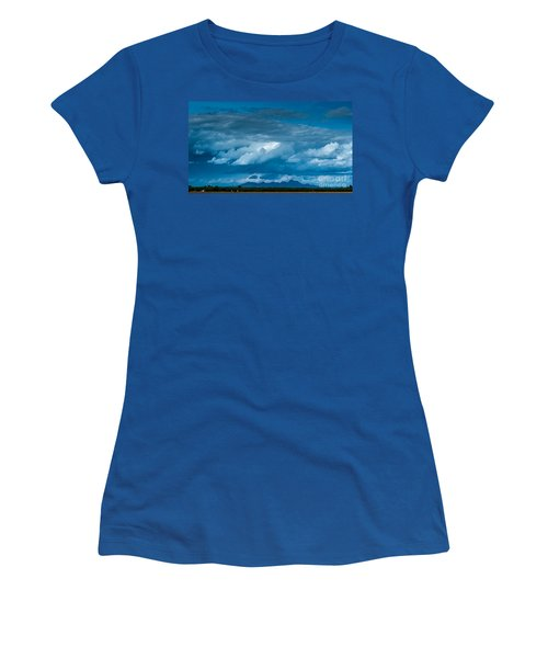 Central Valley Clouds Women's T-Shirt