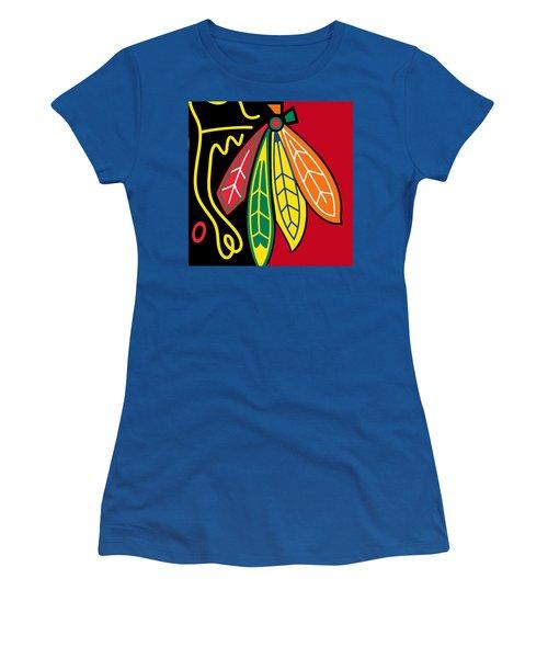 Chicago Blackhawks 2 Women's T-Shirt