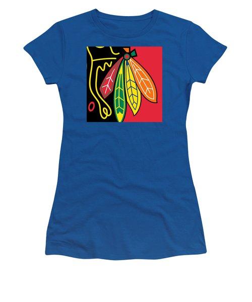Chicago Blackhawks Women's T-Shirt