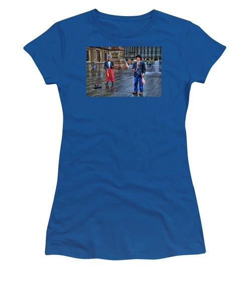 City Jugglers Women's T-Shirt