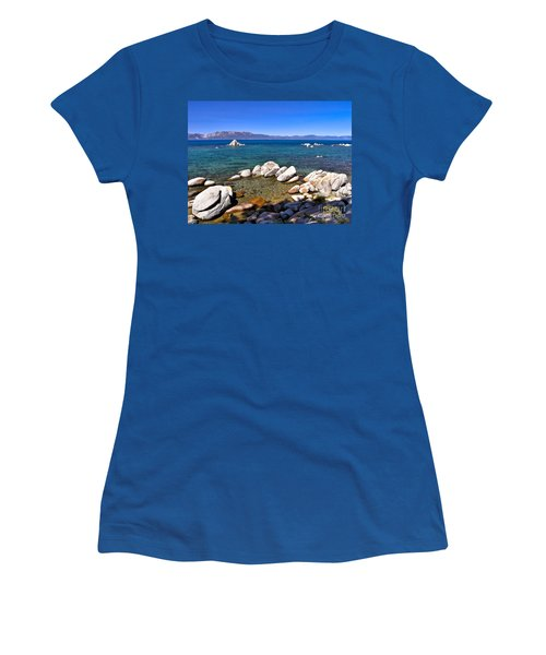 Clarity - Lake Tahoe Women's T-Shirt
