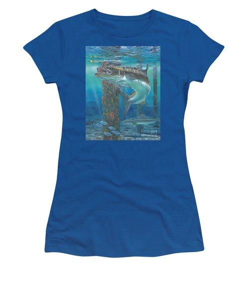 Cobia Strike In0024 Women's T-Shirt