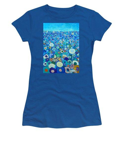 Colors Field In My Dream Women's T-Shirt