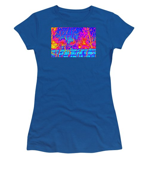 Cosmic Series 017 Women's T-Shirt (Athletic Fit)