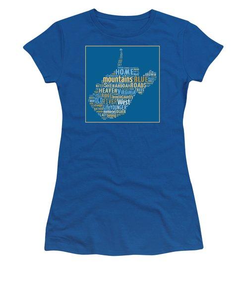 Country Roads 3 Women's T-Shirt